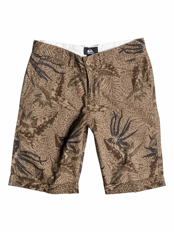 0 Baby Just Flower Reverse Shorts  40575091 Quiksilver