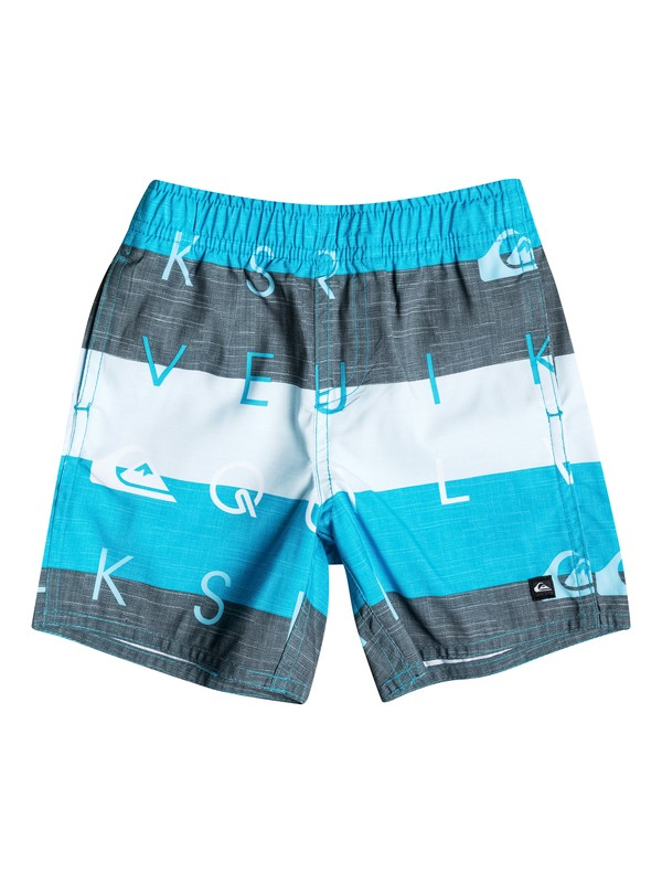 0 Letter Press Volley  40575104 Quiksilver