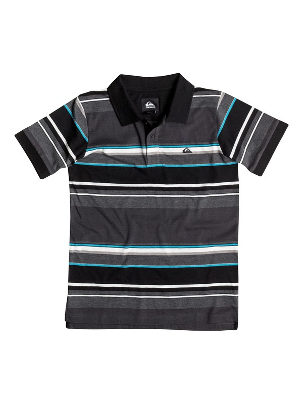 0 Boys 2-4 Decay Stripe Polo Shirt  40644006 Quiksilver
