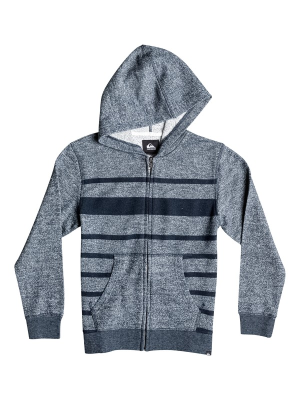 0 Boys 2-4 Major Stripes Zip Hoodie  40644042 Quiksilver