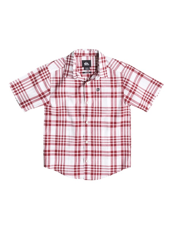 0 Boys 2-4 Pat Pack Short Sleeve Shirt  40644049 Quiksilver
