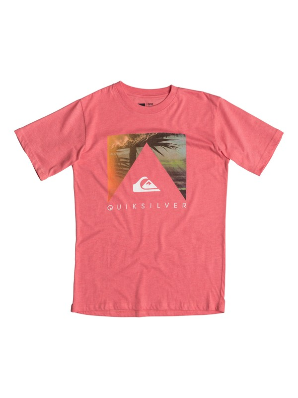 0 Boys 2-4 Vanishing Point Tee  40644078 Quiksilver