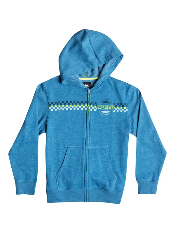0 Boys 2-4 Super Dooper Zip-Up Hoodie  40644132 Quiksilver
