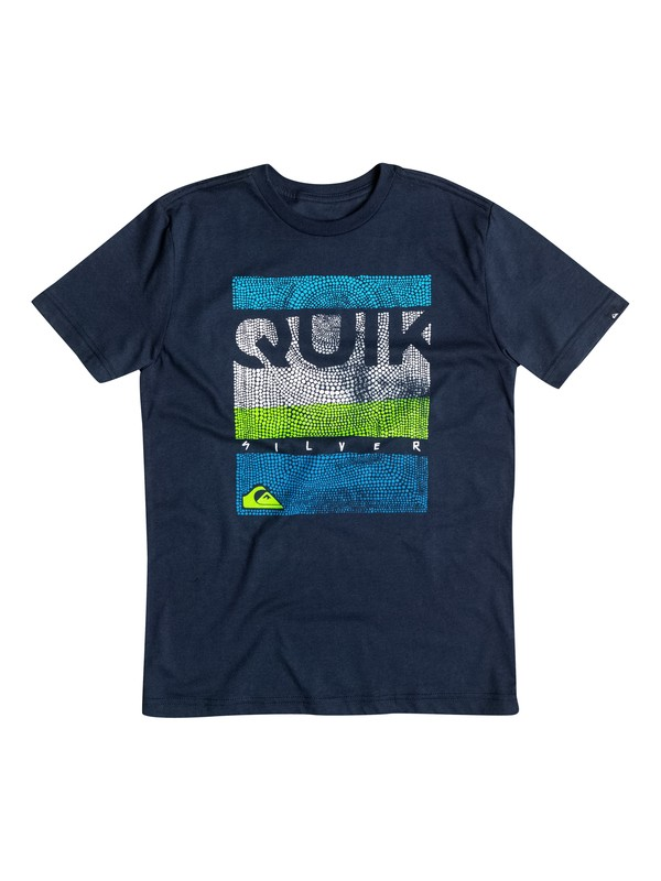 0 Boys 2-4 Dotty T-Shirt  40644167 Quiksilver