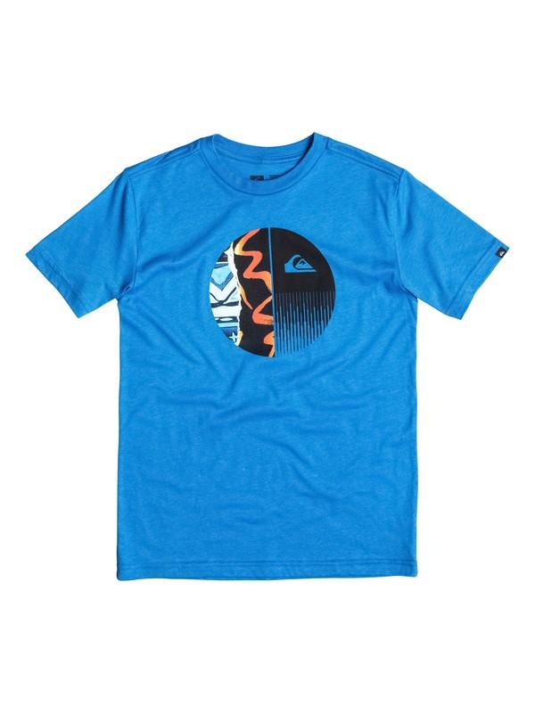 0 Boys 2-4 Deep Scape Ball T-Shirt  40644171 Quiksilver