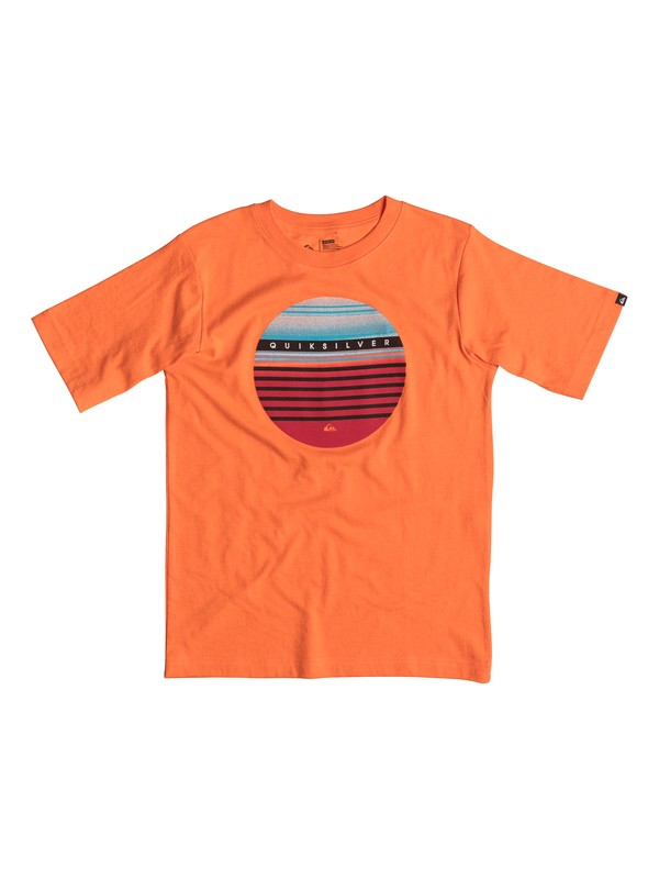 0 Boys 2-4 Everyday Circle T-Shirt  40644179 Quiksilver