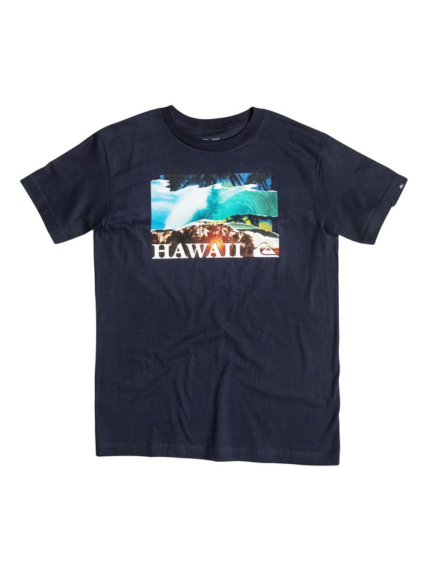 0 Boys 2-4 Layover T-Shirt  40644189 Quiksilver