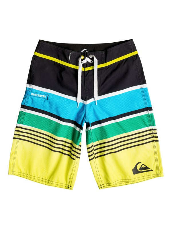 0 Shorts A Rayas Everyday - Niños 2 -4  40645017 Quiksilver