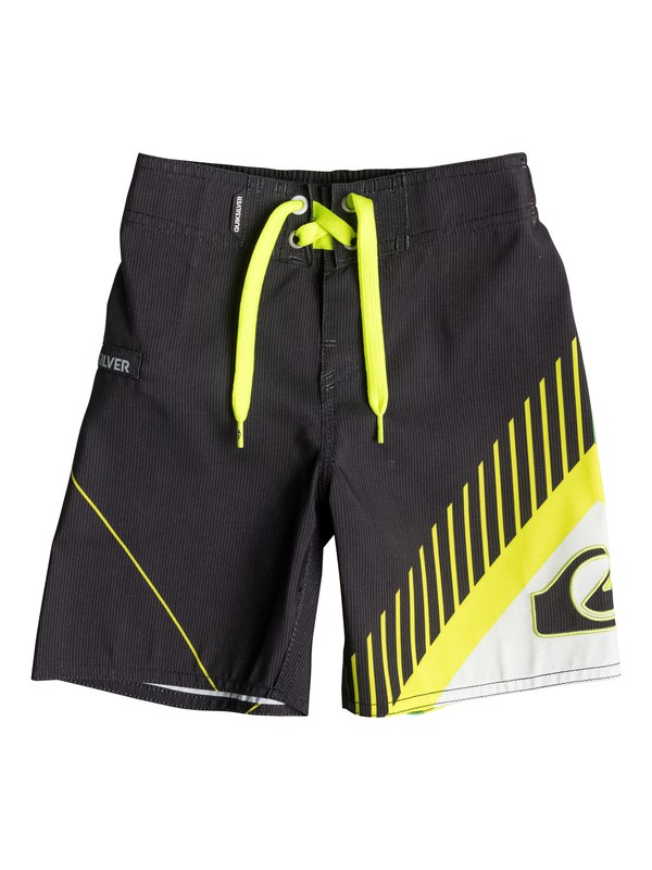 0 Boys 2-4 New Wave Panel Boardshorts  40645021 Quiksilver
