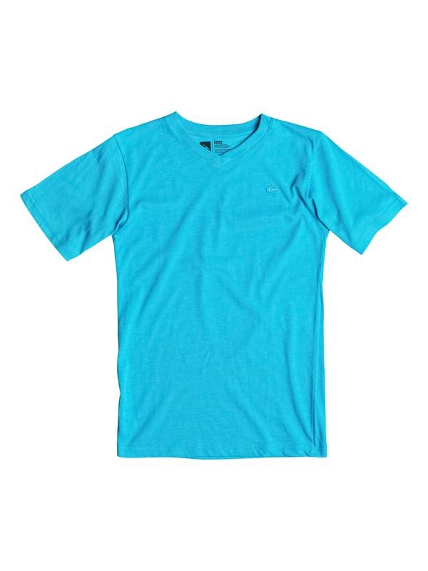 0 Camiseta Daily - Niños 4 -7  40654001 Quiksilver