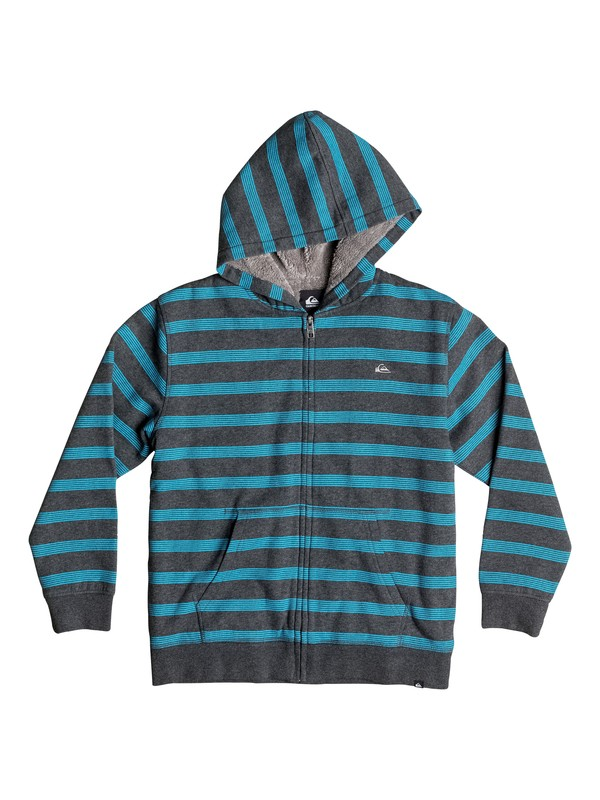 0 Boys 4-7 Tracker Sherpa Zip-Up Hoodie  40654038 Quiksilver