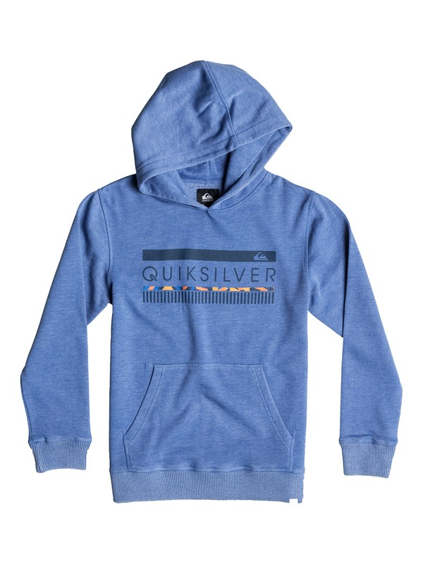 0 Boys 4-7 In The Zone Pullover Sweatshirt  40654039 Quiksilver