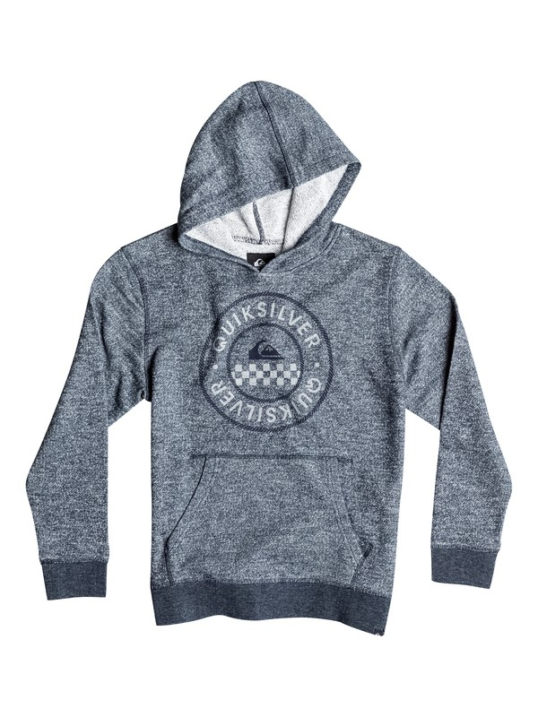 0 Boys 4-7 Summit Crew Fleece  40654044 Quiksilver