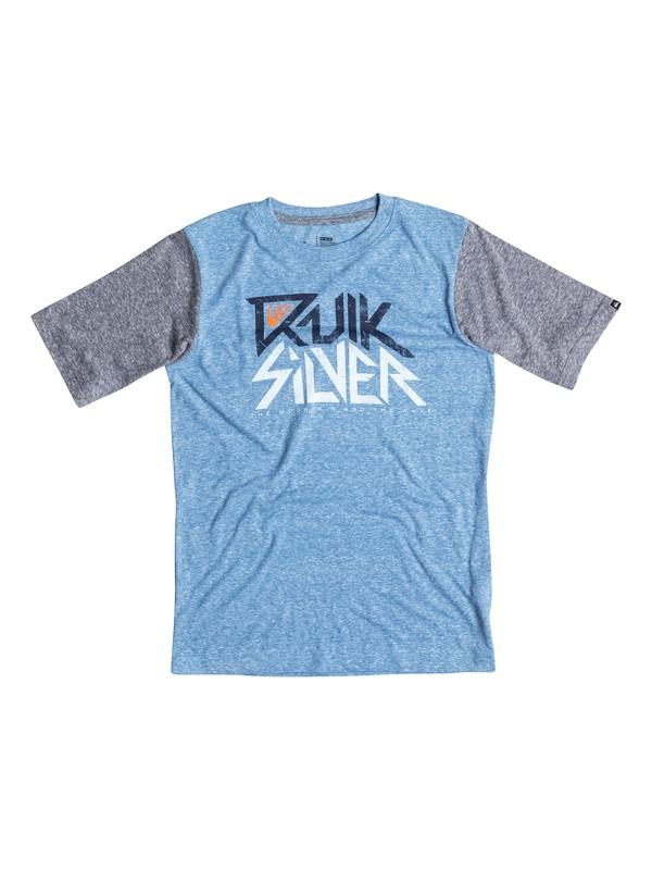0 Camiseta Rocklife - Niños 4 -7  40654061 Quiksilver