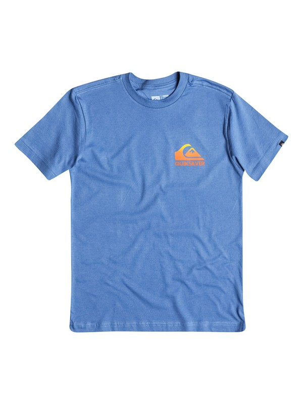 0 Boys 4-7 Everyday Blend Tee  40654063 Quiksilver