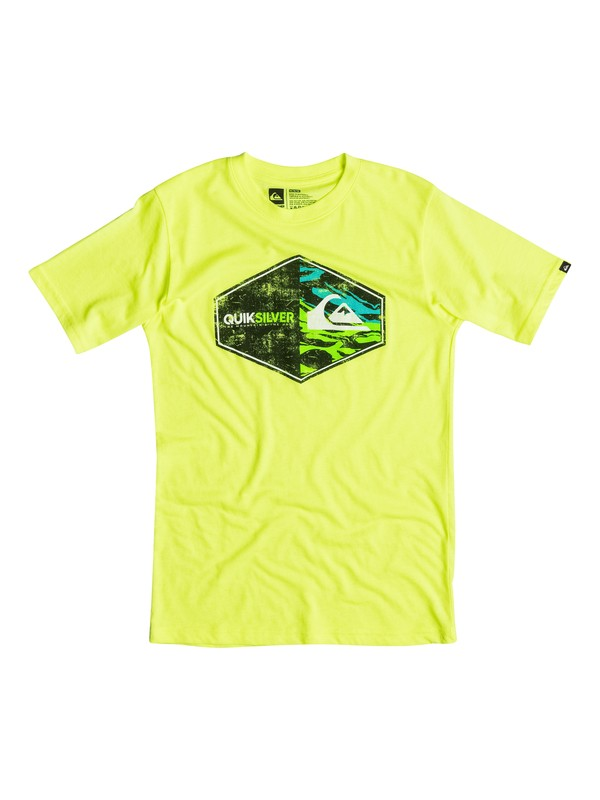 0 Boys 4-7 Sided Tee  40654065 Quiksilver