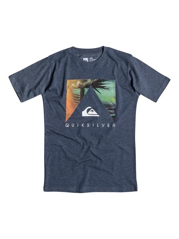 0 Camiseta Vanishing Point - Niños 4 -7  40654078 Quiksilver