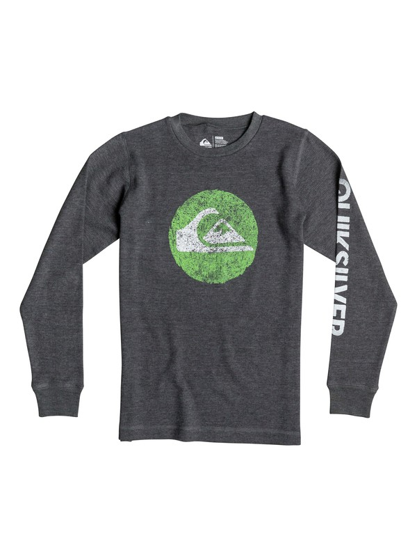 0 Boys 4-7 Ring Of Water Long Sleeve T-Shirt  40654154 Quiksilver