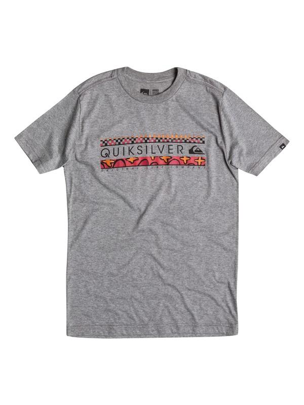 0 Boys 4-7 Flashpoint T-Shirt  40654165 Quiksilver