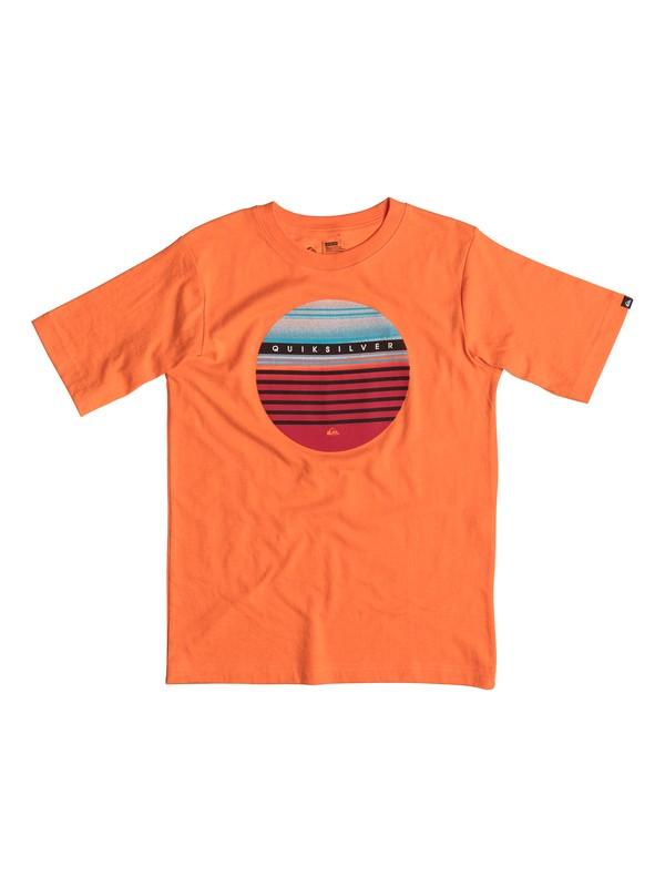 0 Boys 4-7 Everyday Circle T-Shirt  40654179 Quiksilver