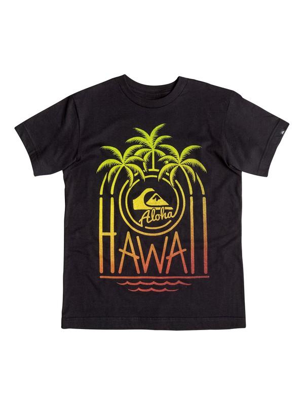 0 Boys 4-7 Aloha Motel T-Shirt  40654188 Quiksilver