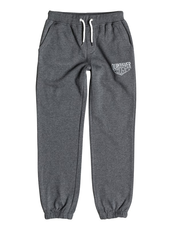 0 Boys 4-7 Everyday Heather Sweatpants  40655025 Quiksilver