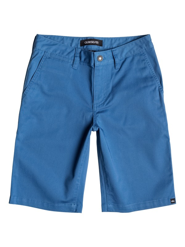 0 Shorts Everyday Union Stretch - Niños 4 -7  40655029 Quiksilver