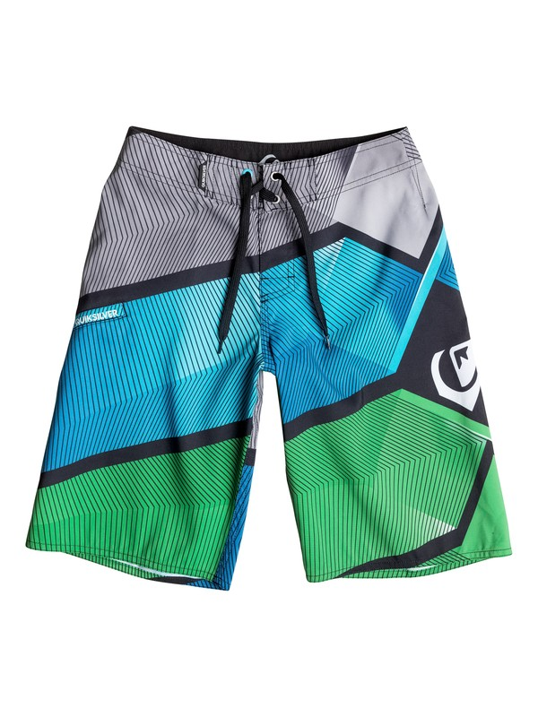 0 Boys 4-7 Twisted Boardshorts  40655049 Quiksilver