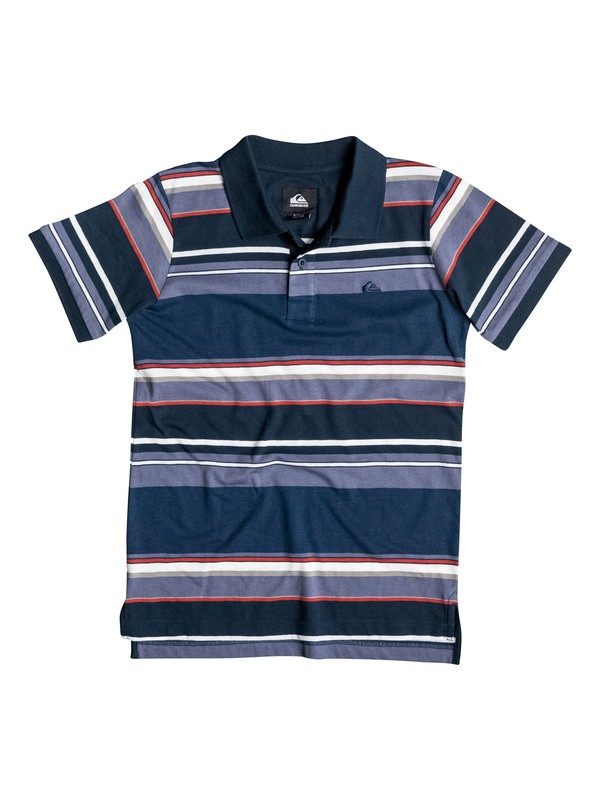 0 Boys 8-16 Decay Stripe Polo Shirt  40664006 Quiksilver
