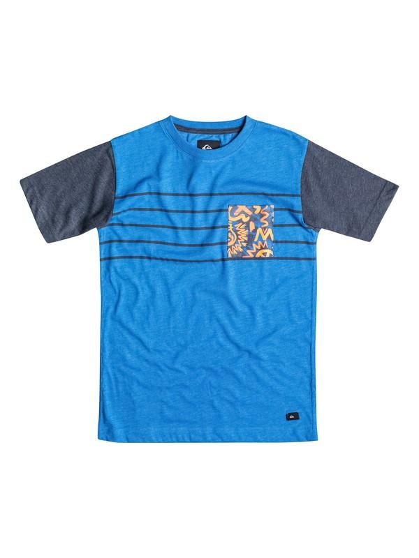 0 Camiseta Cave Crew - Niños 8 -16  40664011 Quiksilver