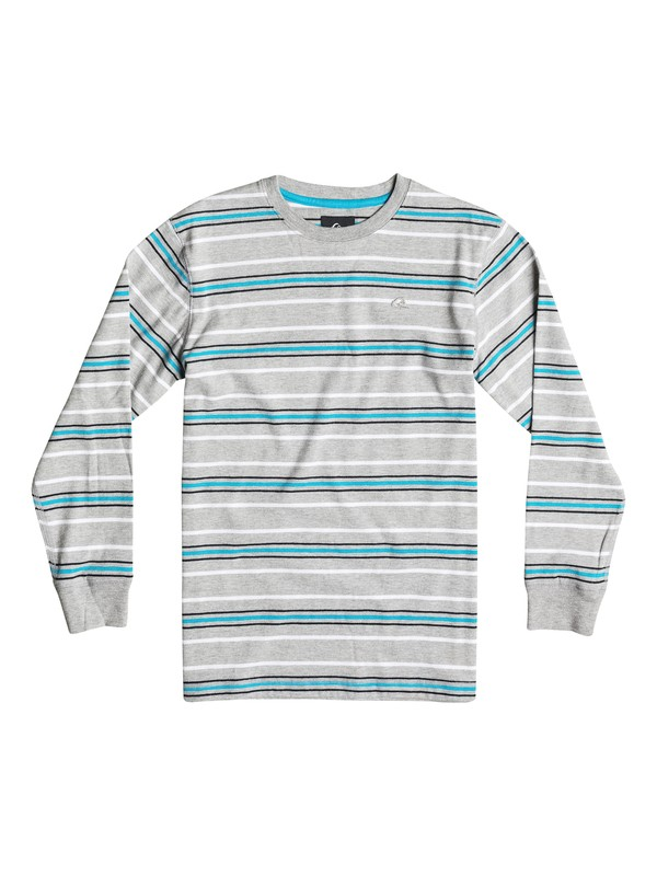 0 Boys 8-16 Dry Air Crew Long Sleeve Tee  40664016 Quiksilver