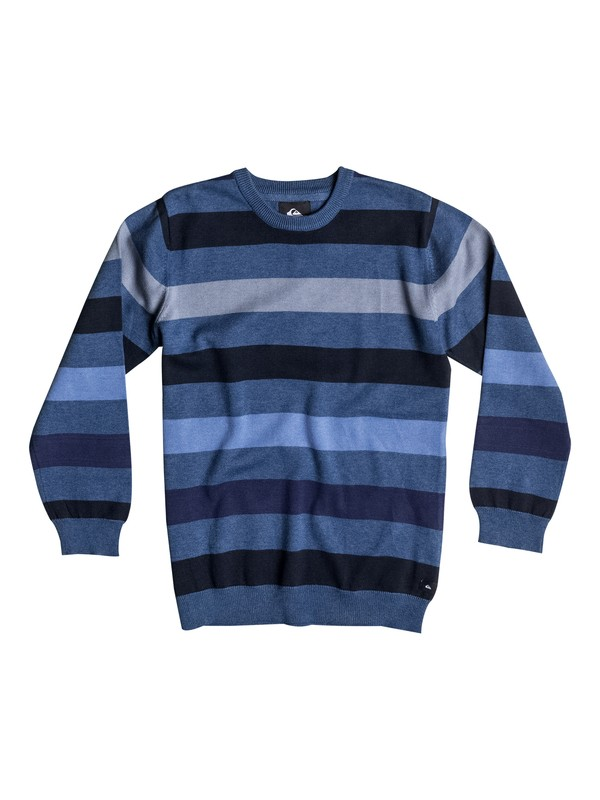 0 Boys 8-16 Stunning Light Sweater  40664026 Quiksilver