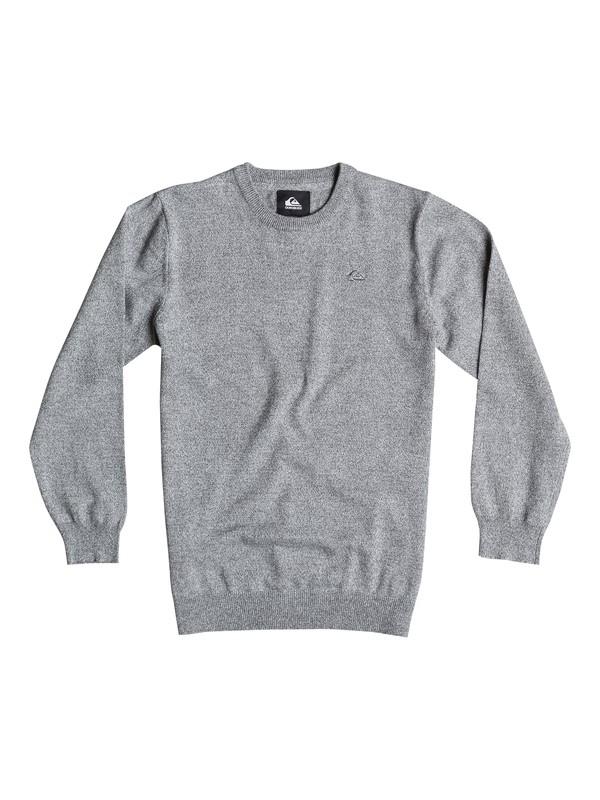 0 Suéter de Cuello Redondo Kelvin - Niños 8 -16  40664027 Quiksilver