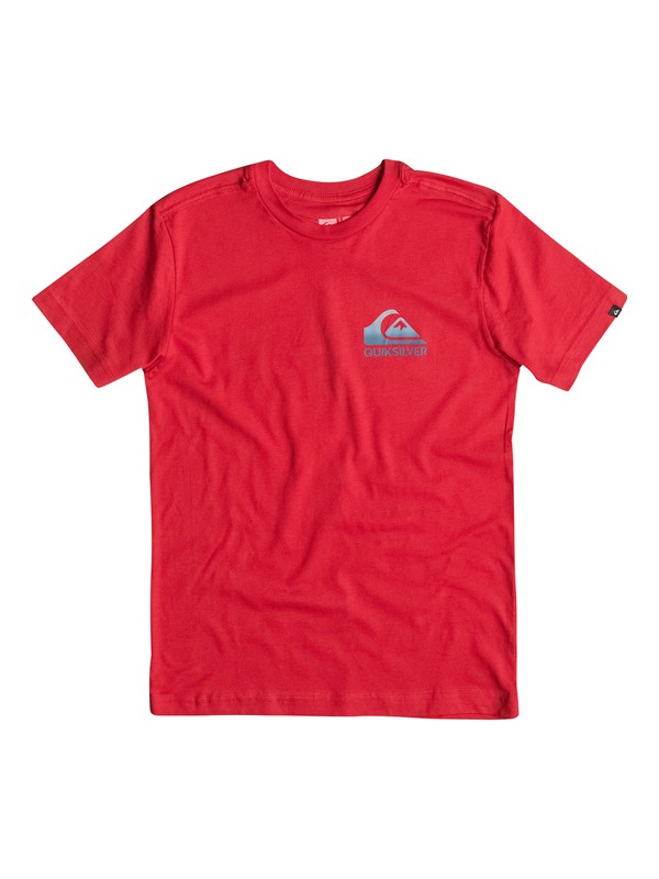 0 Camiseta Everyday Blend - Niños 8 -16  40664063 Quiksilver