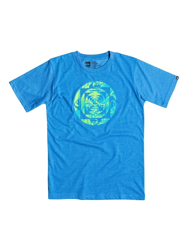 0 Boys 8-16 Acid Oil Tee  40664072 Quiksilver
