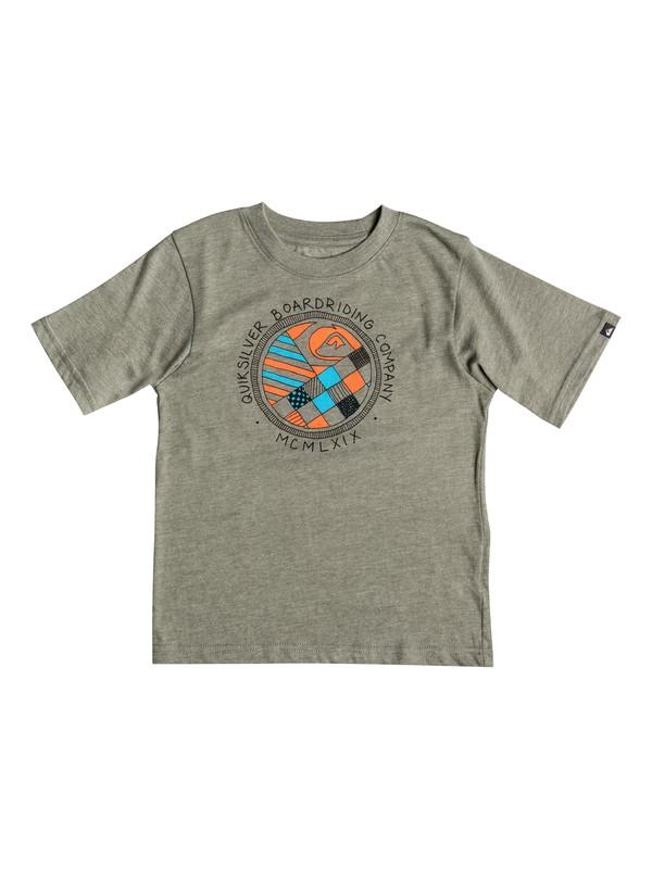 0 Camiseta Check -A -Round - Niños 8 -16  40664074 Quiksilver