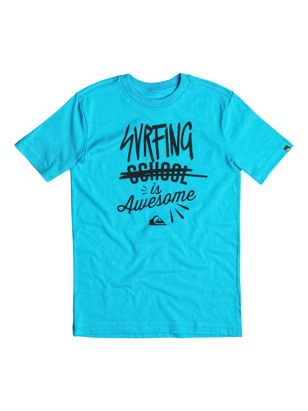 0 Boys 8-16 Awesome Tee  40664076 Quiksilver