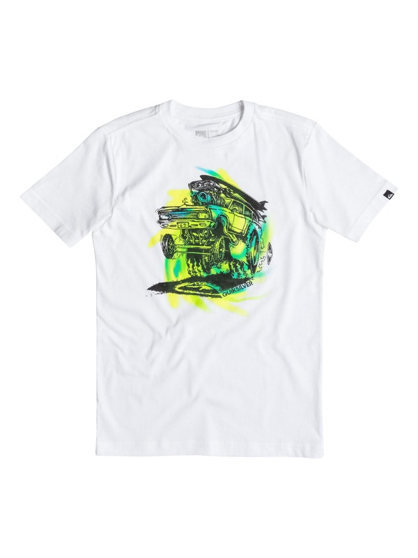 0 Boys 8-16 Rat Wagon Tee  40664084 Quiksilver