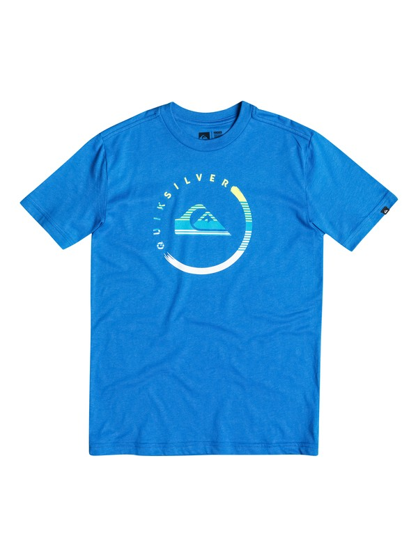0 Boys 8-16 Active Plus T-Shirt  40664164 Quiksilver