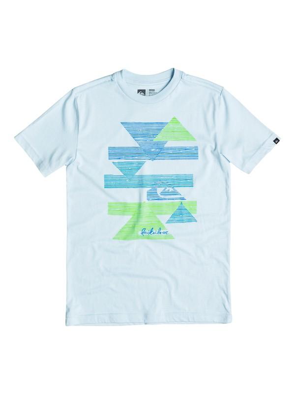 0 Boys 8-16 Tris T-Shirt  40664170 Quiksilver
