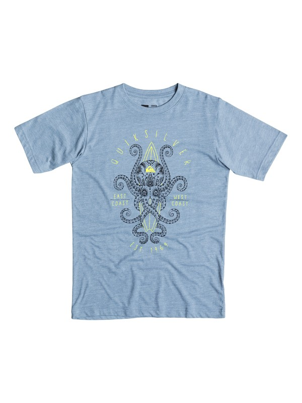 0 Boys 8-16 Octosurf T-Shirt  40664175 Quiksilver