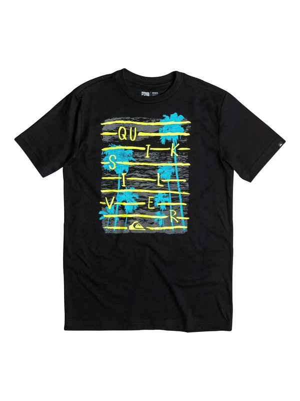 0 Boys 8-16 Venice T-Shirt  40664185 Quiksilver