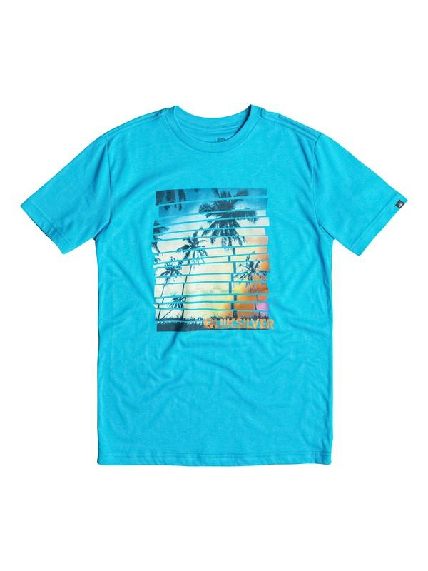 0 Boys 8-16 Lense Flare T-Shirt  40664197 Quiksilver