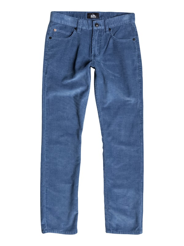 0 Boys 8-16 Distortion Corduroy Pants  40665006 Quiksilver