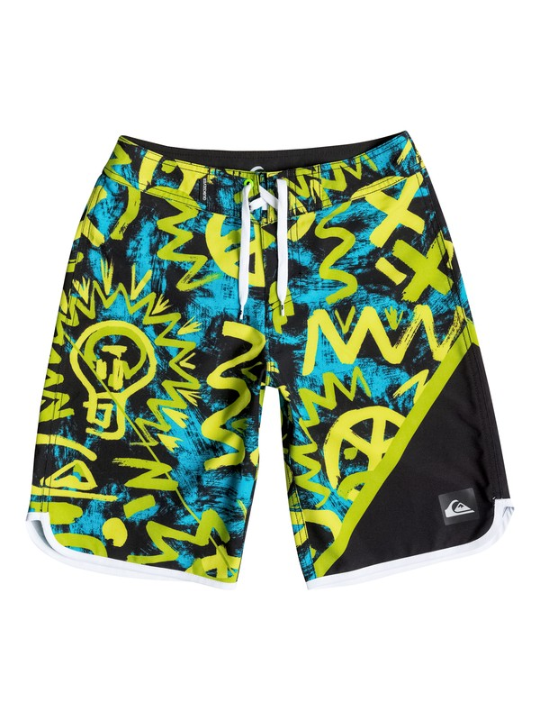 0 Boys 8-16 New Wave Cave Rave Boardshorts  40665015 Quiksilver