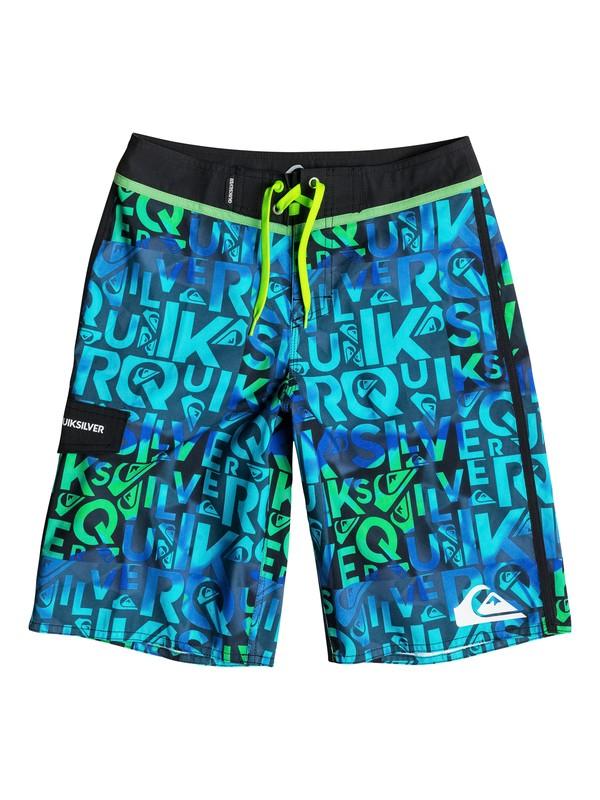 0 Boys 8-16 Type Dingo Boardshorts  40665033 Quiksilver