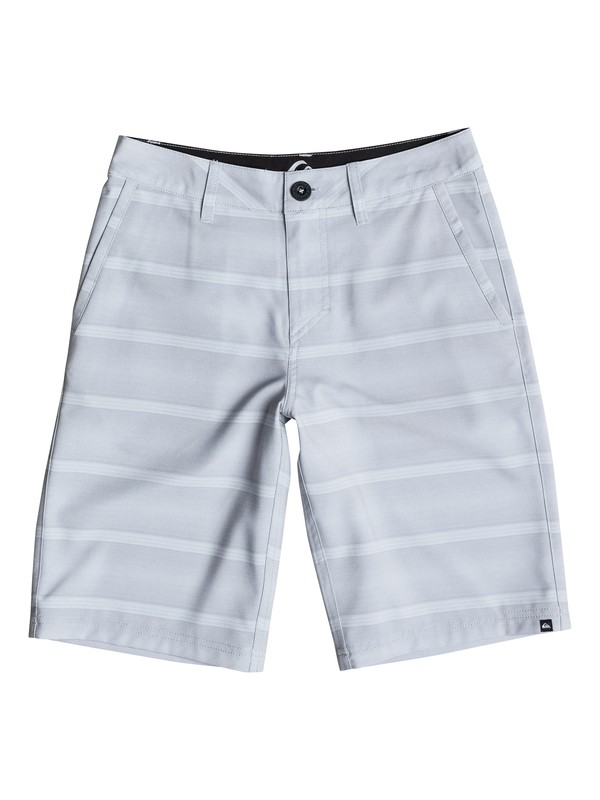 0 Boys 8-16 Stripes Amphibian Shorts  40665043 Quiksilver