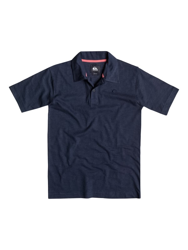 0 Baby Moss Side Polo Shirt  40674005 Quiksilver