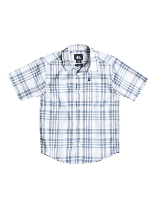 0 Baby Pat Pack Short Sleeve Shirt  40674049 Quiksilver