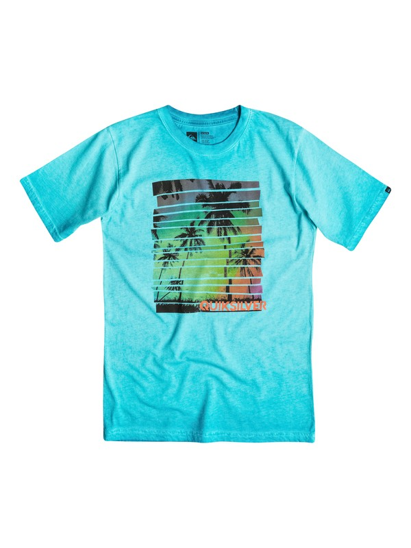 0 Baby Lense Flare Tee  40674055 Quiksilver
